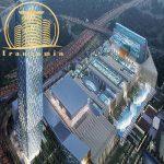 ایران مال بازار بزرگ ایران پروژه تجاری اداری ایران مال