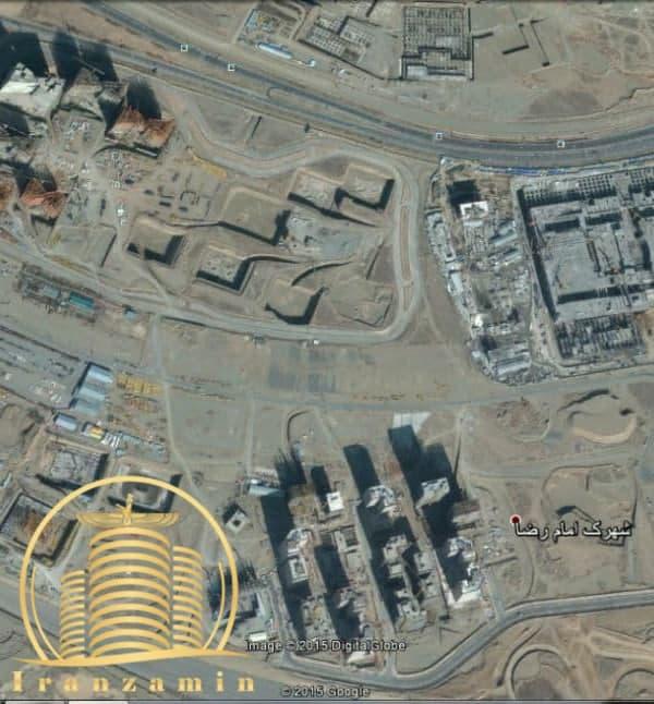 پهنه e ارتش کجاست پهنه e ارتش چیست سهام ۵۰ متری چیست سهام ۲۰ متری چیست پهنه e چیست