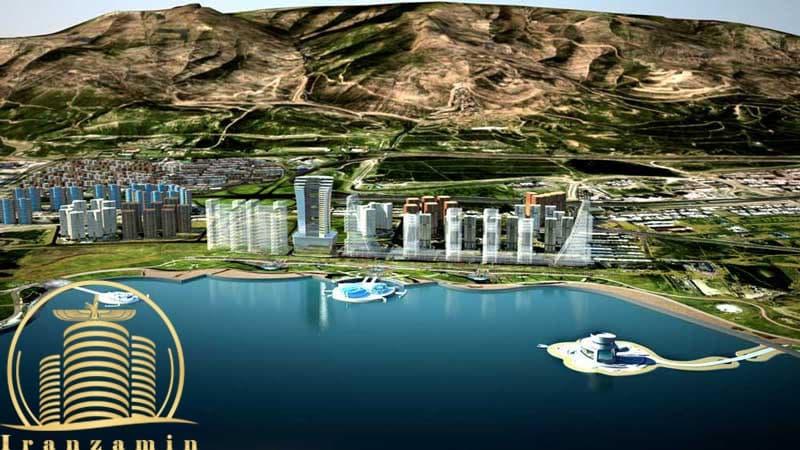 پروژه آیرانا آیرانا برج آیرانا آیرانا دریاچه آیرانا منطقه 22